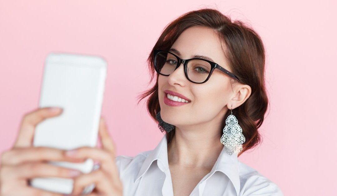 Take A Professional Profile Photo Using A Mobile Phone