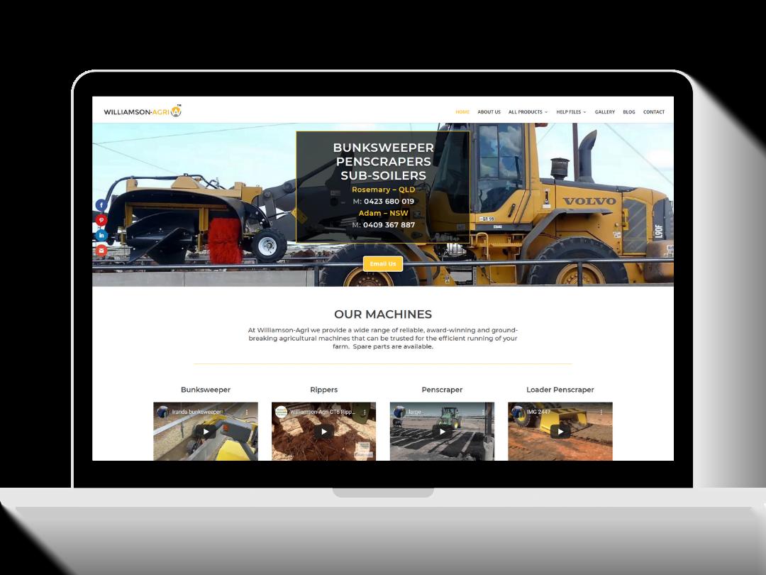 Canberra WordPress Web Design and Help