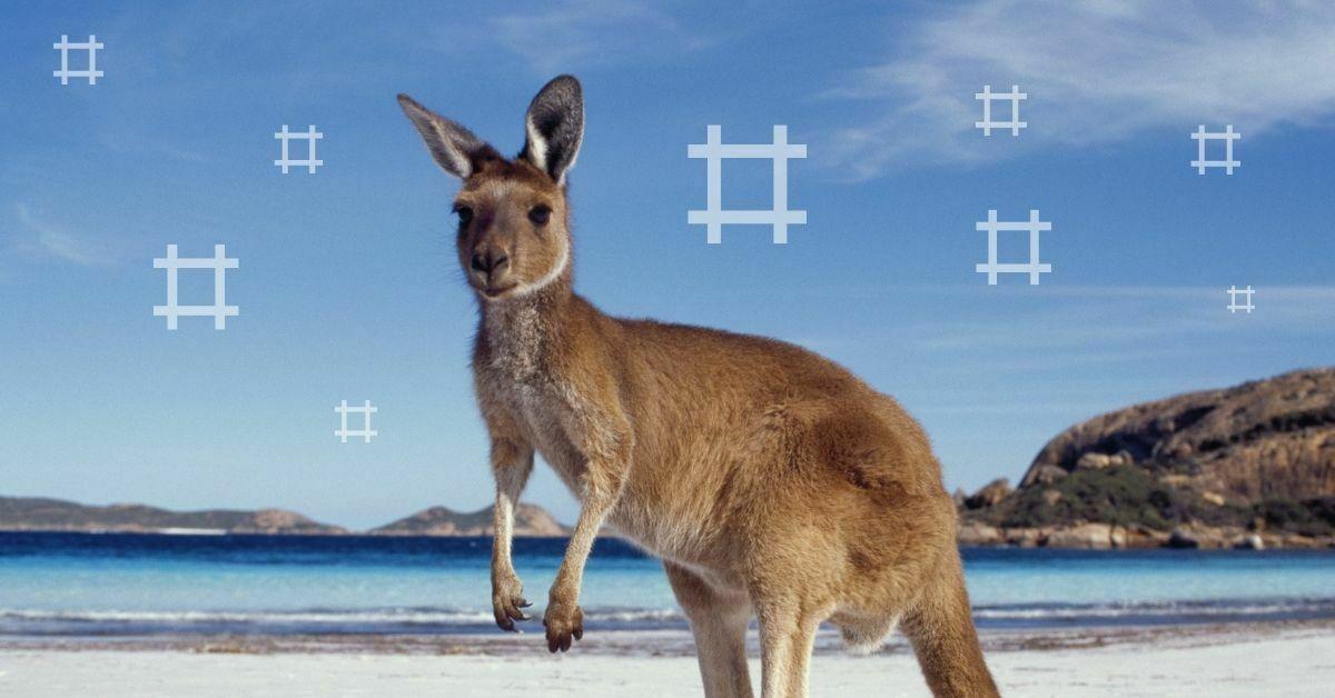 The Most Popular Australian Hashtags